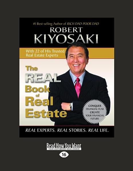 Download The Real Book of Real Estate Book