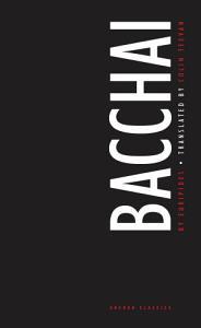 Bacchai