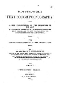 Scott Browne s Text book of Phonography PDF