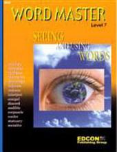 Word Master Vocabulary Level 6: Seeing and Using Words