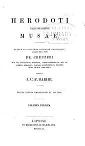 Herodoti ... Musae: Terpsichore. Erato. Polymnia
