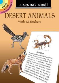 Learning About Desert Animals PDF