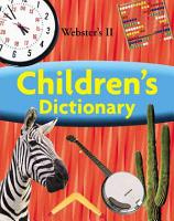 Webster s II Children s Dictionary PDF