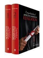 Encyclopedia of African American Education PDF