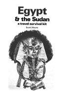 Egypt & the Sudan, a Travel Survival Kit