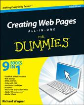 Creating Web Pages All-in-One For Dummies: Edition 4