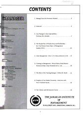 The Manager PDF
