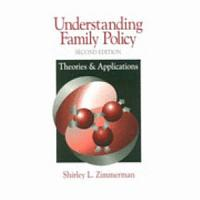 Understanding Family Policy PDF