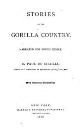 Stories of the Gorilla Country: Narrated for Young People