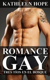 Romance Gay: Tres tíos en el bosque