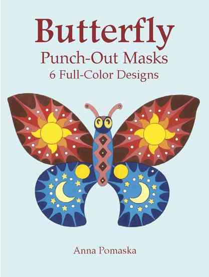 Butterfly Punch-Out Masks