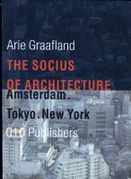 The Socius of Architecture PDF