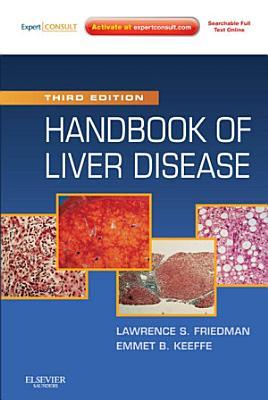 Handbook of Liver Disease PDF