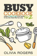 Busy Cookbook For 2