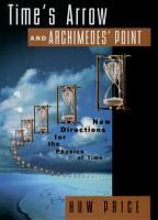 Time s Arrow and Archimedes  Point PDF