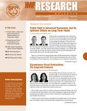 IMF Research Bulletin, June 2012