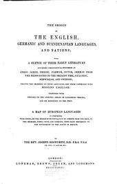 The Origin of the English, Germanic, and Scandinavian Languages, and Nations