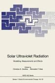 Solar Ultraviolet Radiation