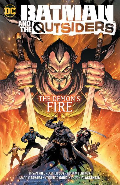Batman & the Outsiders Vol. 3