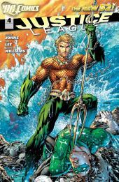 Justice League (2011- ) #4