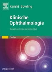 Klinische Ophthalmologie: Lehrbuch und Atlas, Ausgabe 7