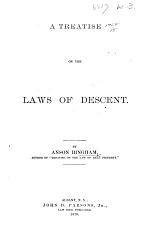 A Treatise on the Laws of Descent