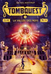 Tombquest, T3: La vallée des rois
