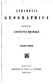Geographica: Volume 1