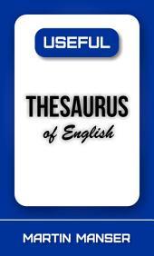 Useful Thesaurus of English