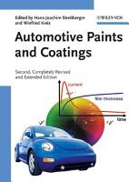Automotive Paints and Coatings PDF
