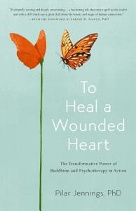 To Heal a Wounded Heart Book