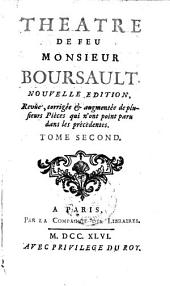 Theatre De Feu Monsieur Boursault