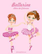 Ballerine Libro da Colorare 1
