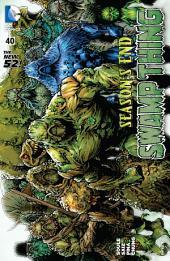 Swamp Thing (2011-) #40