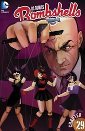 DC Comics: Bombshells (2015-) #29