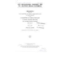 Alien Smuggling human Trafficking PDF