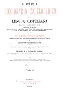 Nov  simo diccionario enciclop  dico de la lengua castellana PDF