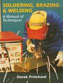 Soldering, Brazing & Welding