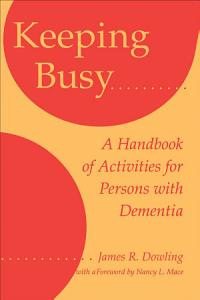 Keeping Busy Book