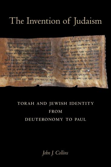 The Invention of Judaism PDF