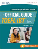 Official Guide To The Toefl Test Sixth Edition Book PDF