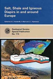 Salt  Shale  And Igneous Diapirs In And Around Europe