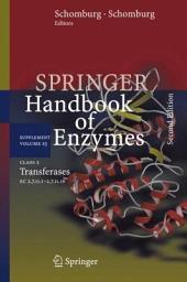 Class 2 Transferases: EC 2.7.11.1-2.7.11.16, Edition 2