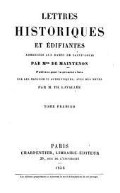 Lettres Historiques et Edifiantes