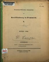 Quaestionum Sophoclearum pars I. III.