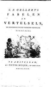 Fabelen en vertelsels, in Nederd. vaerzen gevolgd: Volume 3
