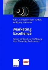 Marketing Excellence PDF