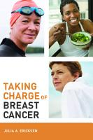 Taking Charge of Breast Cancer PDF