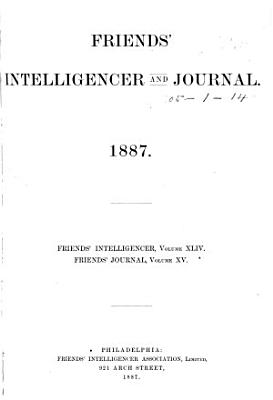 Friends  Intelligencer United with the Friends  Journal