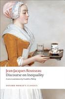 Discourse on the Origin of Inequality PDF